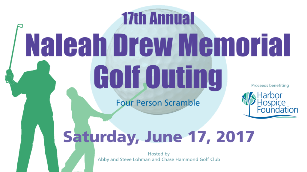 Naleah Drew Golf Outing Banner