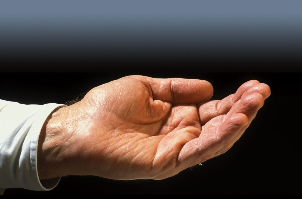 A Hand 1024x674 - A Spiritual Perspective on the Dying Process