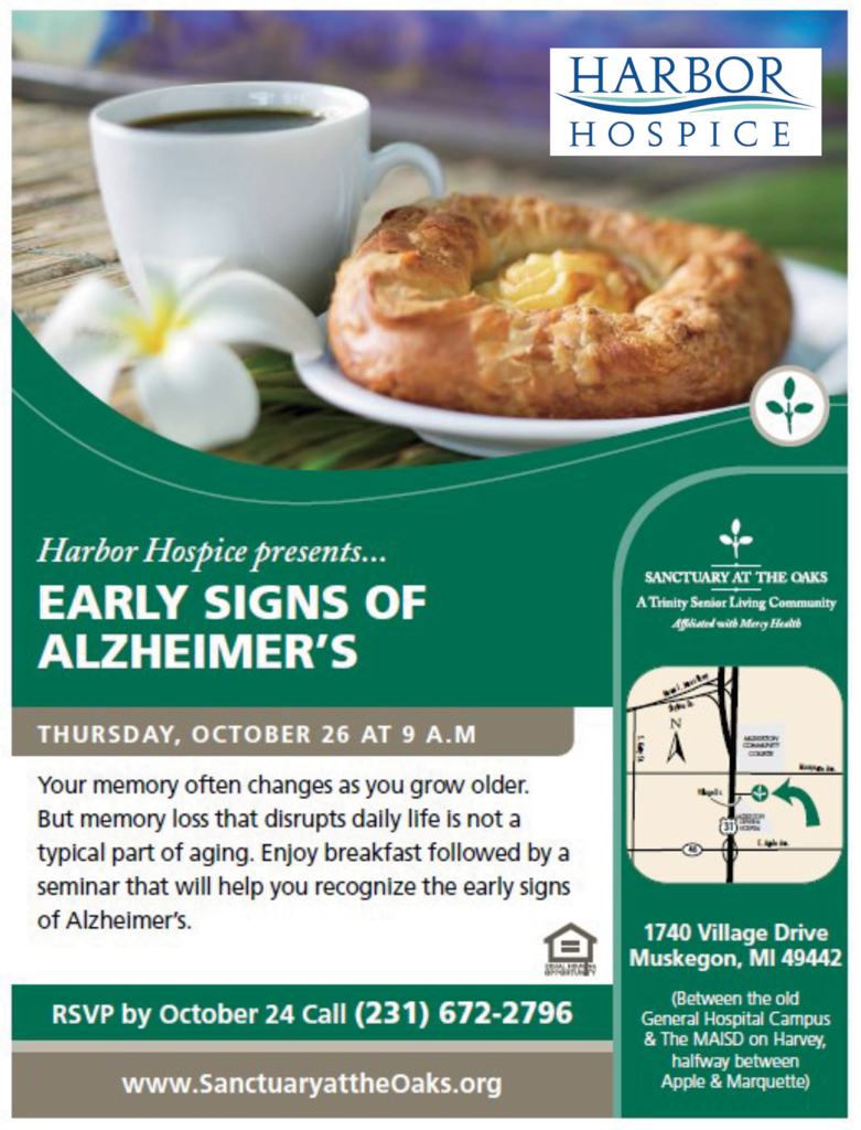 alzheimer's breakfast