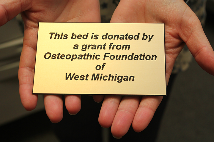 Donations support purchase of new beds at Poppen Residence