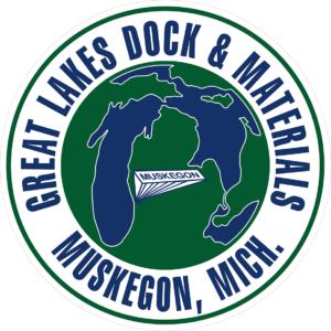 great lakes dock material logo