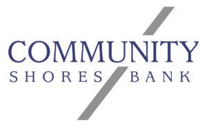 Community Shores Bank 300x185 - Corporate Partners