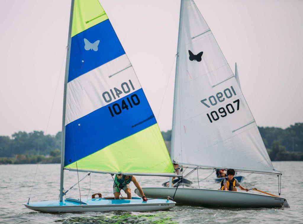 duel sails