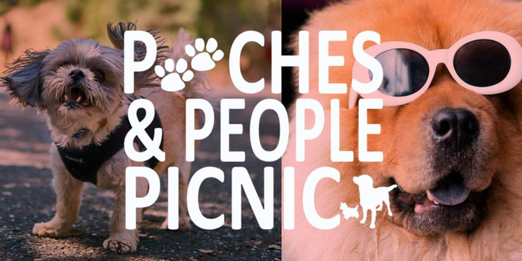 4th Annual Pooches & People Picnic Fundraiser