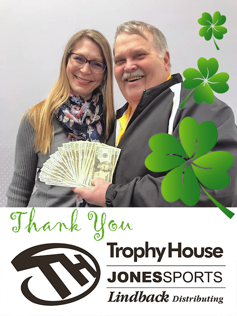 Thank You Trophy House & Jones Sports! A Caring Community