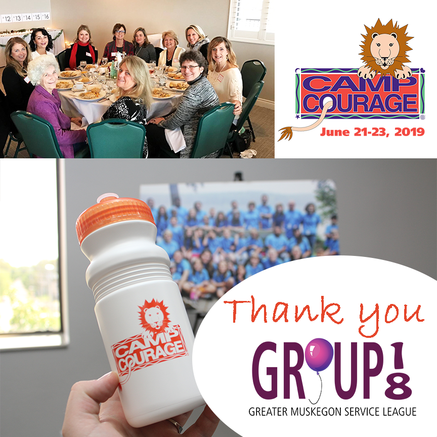 ThkYou GMSL Camp Sponsor - Thank You Group 18! A Caring Community