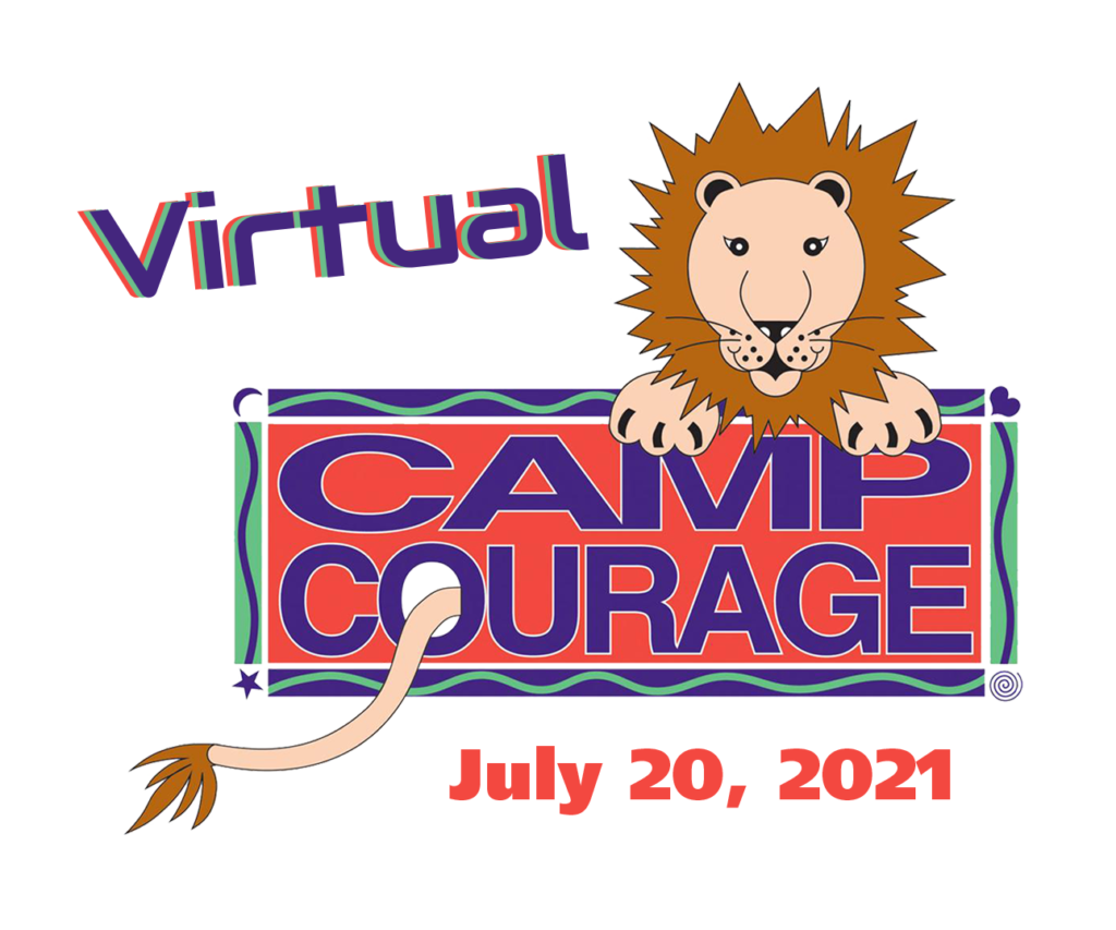 Virtual Camp Courage Logo with Date 1024x853 - Camp Courage