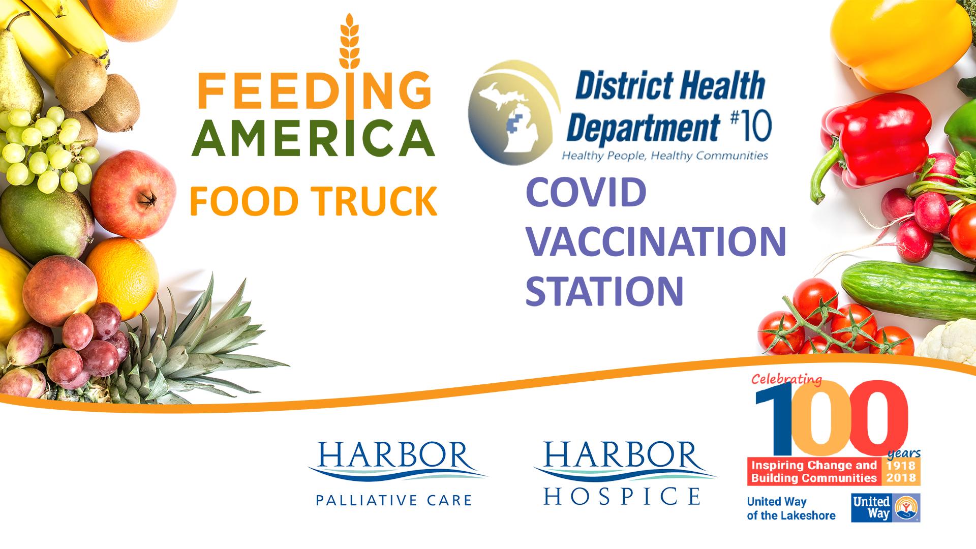 Event Header UW Food Truck - Mobile Food Pantry - Oceana County